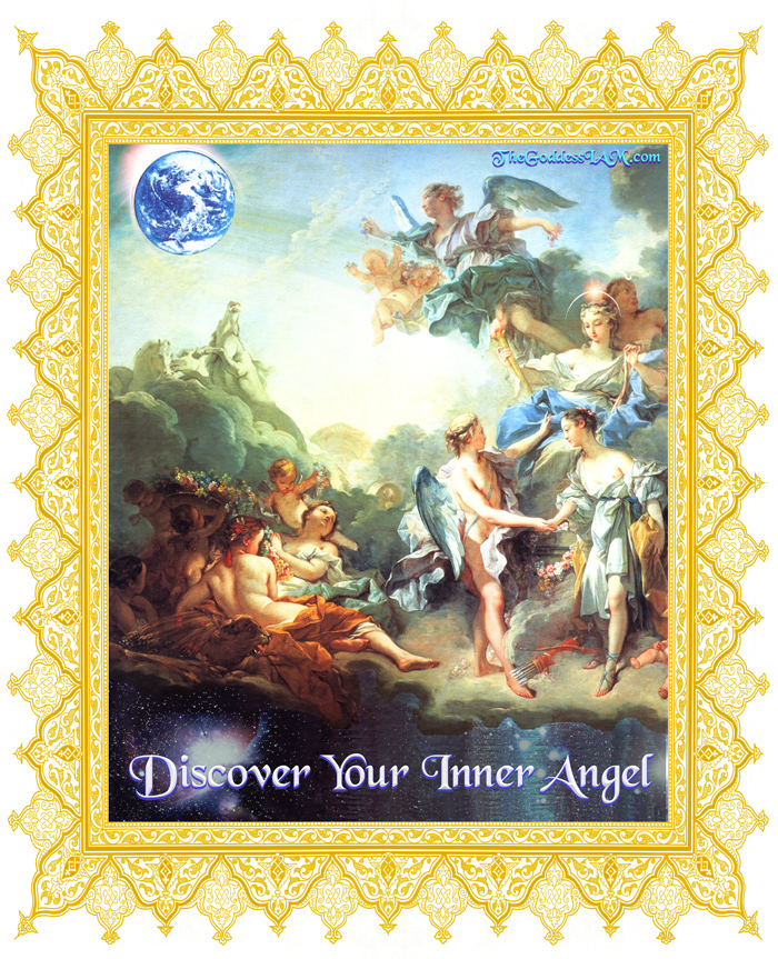 Discover Your Inner Angel